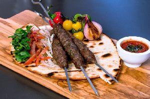 Restaurant Sannin - Libanesische Spezialitäten in Düsseldorf.